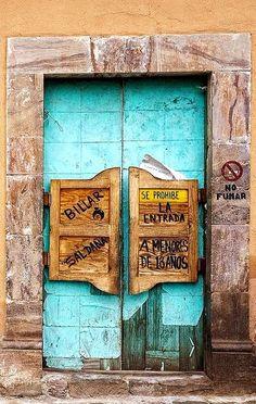 Real de Catorce, San Luis Potosí, Mexico ..rh