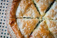 Spanakopita (pastel griego de espinacas y feta) | El Comidista EL PAÍS