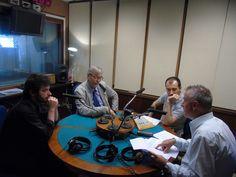 Tavola rotonda sull'Editoria friulana a Radio Rai