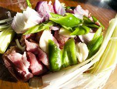 Filipino Street Food - Pork Barbecue Ingredients | my filipino kitchen
