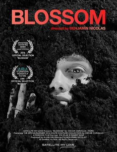 "When Benjamin Nicolas' ""Blossom"" hits the big screen in La Jolla this summer Oscar Carvallo Couture will combine with the dance of Fanny Sage and dazzeling cinematography. #ljifff #fashionfilmfestival #fashionevent #model #beauty #nature #film #cinema #lajolla #style #beauty #fashion #blossom"