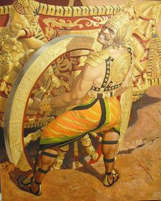Indian Mythology: An Inspiration for International Artists!