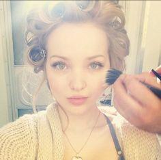 dove cameron makeup - Google Search