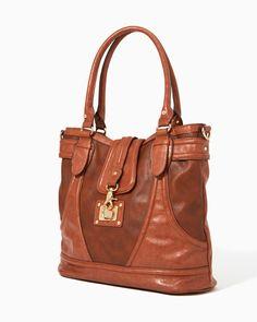 charming charlie | Saddle Up Shoulder Bag | UPC: 450900196165 #charmingcharlie