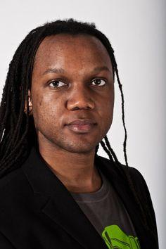 Zimbabwean writer Tendai Huchu has written The Hairdresser of Harare.