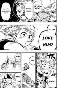 Boku no Hero Academia 67 Page 8