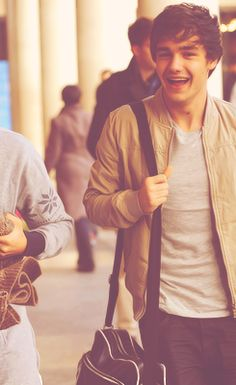 happy Liam daawwh<3 payne, one direction, 1D