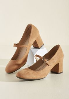 Dance Floor Doubles Heel in Fawn. Finding the perfect partner can be a real…