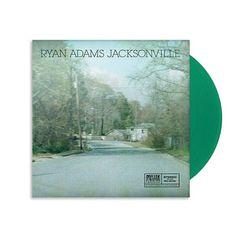 "Ryan Adams · Jacksonville · Vinyl 7"""" · Translucent Green"