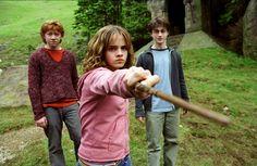 Harry Potter et le Prisonnier d'Azkaban - Daniel Radcliffe - Rupert Grint - Emma Watson