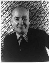 George M. Cohan in 1933, photo by Carl Van Vechten