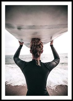 Catch the waves Poster i gruppen Posters / Storlekar / 50x70cm hos Desenio AB (2255)