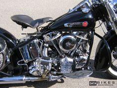 1949 Harley Hydra Glide Panhead Harley Panhead, Harley Davidson Panhead, Custom Motorcycles, Cars And Motorcycles, 4 Wheelers, Classic Bikes, Motorcycle Bike, Vintage Bikes, Classic Beauty