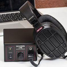 Koss ESP950 Electrostatic Headphone System - Massdrop