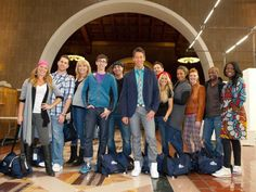 This week, the remaining eleven Design Star season seven contestants take on the iconic White Room Challenge at Los Angeles landmark Union Station.