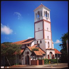 St Mary's Church, Greyville, Durban, Kwa-Zulu Natal, South Africa