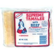 Chicago tradition since 1950...Supreme Tamales
