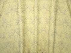 iLiv Rhythm willow embroidered fabric