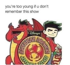 Even though it doesn't come on anymore I will always love this show #TodaysKidsWillNeverKnow