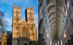 Abadia de Westminster é uma grande igreja em estilo gótico na Cidade de Westminster (integrada na cidade de Londres no século XVII), sendo considerada a igreja mais importante de Londres e, algumas vezes, de toda a Inglaterra. É famosa mundialmente por ser o local de coroação do Monarca do Reino Unido