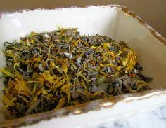 A Postpartum Recipe for Healing: DIY Herb Bath Soak