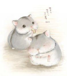 超萌小仓鼠/50352945