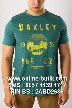 KAOS OAKLEY ORIGINAL | Kode : TO OAKLEY 217 | Rp. 205,000