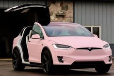 Verity, The Bubblegum Pink Tesla Model X /. Verity, The Bubblegum Pink Tesla Model X /.You can find Tesla and more on our website. Luxury Sports Cars, Top Luxury Cars, Lamborghini Logo, Carros Lamborghini, Tesla Model X, Audi Sport, Sport Cars, Sport Sport, Jaguar Sport