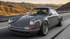 Porsche 911 Reimagined by Singer First Drive [w/video]