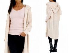 By o la la - KAPTUR - różowy sweter, UNI