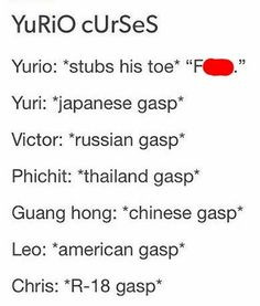 Me: *Bisexual gasp* ユーリ!!! On Ice, Ice Ice Baby, Yuri On Ice, Yurio X Otabek, Ice Show, Fangirl, Ice Skaters, Guang Hong, Anime Life