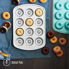 Baked Chocolate Donuts Recipe In 2019 Chocolate Donuts
