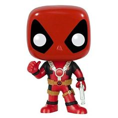 #Christmas Additional recommend Funko POP Marvel: Deadpool Thumbs Up Action Figure for Christmas Gifts Idea Sales . Christmas  can be a beautiful time of year, yet let's not pretend: It is stress filled along with means over-stimulating if you have any thousand adventures and individuals to discover. We have covere...