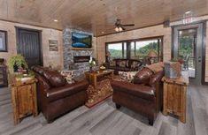 Smoky Mountain Retreat 17 Bedroom Sevierville Cabin Rental In