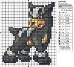 Animals – Page 37 – Birdie Stitching Mini Cross Stitch, Beaded Cross Stitch, Cross Stitch Charts, Cross Stitch Designs, Cross Stitch Embroidery, Cross Stitch Patterns, Perler Bead Art, Perler Beads, Pokemon Crochet Pattern