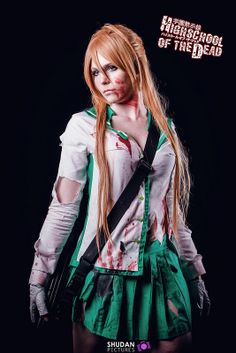 High School of the Dead #Anime #Cosplay