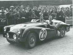 1955 Triumph TR2 Racer