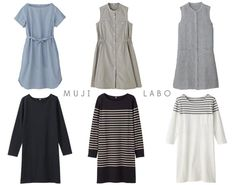 Sally J Shim - BLOG - [WEAR] MUJI LABO