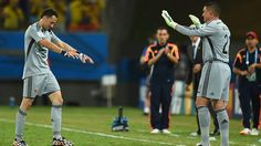 14 moments in Brazil 2014: Colombia goalkeeper Faryd Mondragon became the oldest man to play at the World Cup