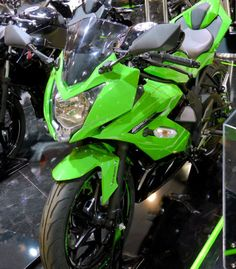 While some of the latest entry-level bikes have been growing—from 250cc to 300 and even 320, Kawasaki hasn't forgetten the traditional quarter-liter class. The newest Ninja is a super-slim 250cc single-cylinder sport bike with an appropriate SL designation for its super-light weight. With a listed curb weight of just 332 pounds, the SL is 44 pounds lighter than the old twin-cylinder Ninja 250. Kawasaki is claiming a healthy 27 horsepower for the liquid-cooled, double-overhead-cam…