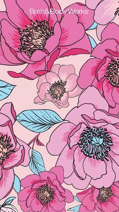 Flower Phone Wallpaper, Wallpaper Iphone Cute, Galaxy Wallpaper, Screen Wallpaper, Spring Wallpaper, Mobile Wallpaper, Flower Backgrounds, Wallpaper Backgrounds, Wallpaper Quotes