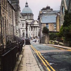 Aberdeen, Scotland  Student's blog about studying abroad in Scotland