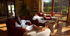 Miraval Spa Arizona - Haven't been yet but it's high on my list!