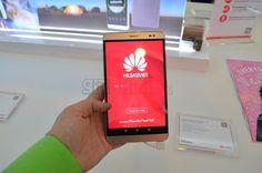 Novedad: El Huawei MediaPad X2 tendrá un precio en Europa de 350 y 400 euros