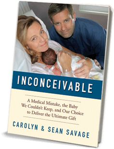 True story about a medical mistake during an IVF procedure. This couple endured the unthinkable.