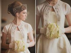 Novias de invierno - Increíble colección de vestidos de novias para invierno