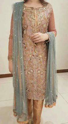 whatsapp 00923352756622 for orders and queries Pakistani Formal Dresses, Pakistani Wedding Outfits, Pakistani Wedding Dresses, Indian Dresses, Indian Outfits, Eastern Dresses, Pakistani Couture, Desi Clothes, Indian Designer Wear