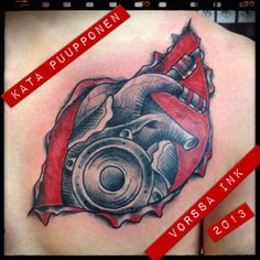 https://www.facebook.com/VorssaInk, http://tattoosbykata.blogspot.fi, #tattoo #tatuointi #katapuupponen #vorssaink #forssa #finland #traditionaltattoo #anatomicheart #oldschool