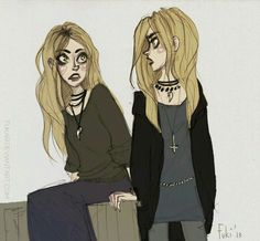 Son perfectas para ser Lyn y Mays