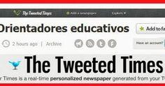 Tweeted Times de Orientadores Educativos